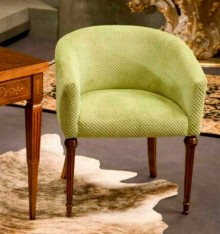 TN 1638 CHAIR COL. ARGENTO