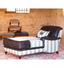 TC 1104 CHAISE LONGUE COL. COUNTRYSIDE