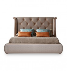 4215/21 UPHOLSTERED COMPLETE BED