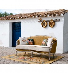 TC 1285 SOFA COL. COUNTRYSIDE
