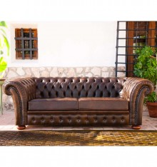 TC 1609 SOFA LEATHER