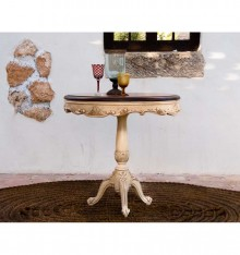 TC 4077/32 PEDESTAL TABLE COL. COUNTRYSIDE