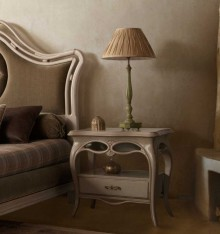 TC 4202/22 BEDSIDE TABLE COL. COUNTRYSIDE