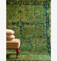 TC 7069 TAPIS PERSIAN VINTAGE LISO C/GREEN COL. COUNTRYSIDE