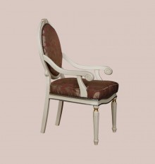 TN 1251 ARMCHAIR COL. CANDLE