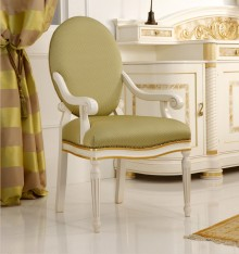 TN 1281 ARMCHAIR COL. CANDLE