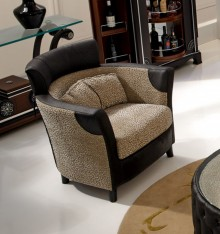 TN 1653 FAUTEUIL COL. CANDLE