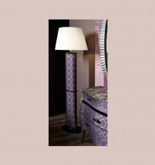TN 4088/13 LAMPE TISSU COL. CANDLE