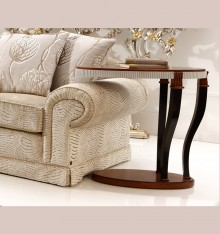 TN 4180 PEDESTAL TABLE COL. CANDLE