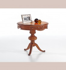 TN 4199/32 PEDESTAL TABLE COL. CANDLE