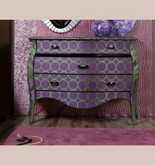 TN 4591 CHEST OF DRAWERS COL. CANDLE