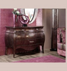 TN 4591 COMMODE COL. CANDLE