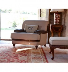 TC 1104 FAUTEUIL COL. COUNTRYSIDE