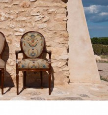 TC 1154 FAUTEUIL COL. COUNTRYSIDE