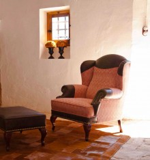 TC 1195 FAUTEUIL COL. COUNTRYSIDE